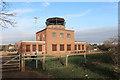 SU4965 : Former Control Tower, Greenham Common by Des Blenkinsopp