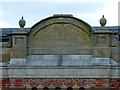 SE6051 : Datestone and inscription, Bonding Warehouse by Alan Murray-Rust