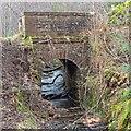 NH5963 : Estate Bridge over the Burn of Foulis by valenta