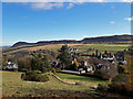 NH4858 : View over Strathpeffer by Richard Dorrell