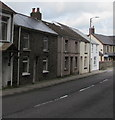 SS9390 : West side of Bethania Row, Ogmore Vale by Jaggery