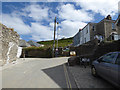 SX0141 : Foxhole Lane, Gorran Haven by Stephen Craven