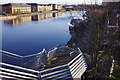 NZ4418 : River Tees, Stockton-on-Tees by Stephen McKay
