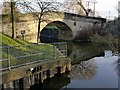 SE5727 : Paper House Bridge, Selby Canal by Alan Murray-Rust