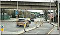 J3474 : Cycle lane, Middlepath Street, Belfast (December 2018) by Albert Bridge