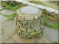 SE2044 : Toposcope on Otley Chevin by Stephen Craven