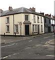 SO3700 : Corner of Maryport Street and Bridge Street, Usk  by Jaggery
