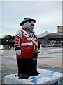SJ8097 : Walking with the Snowman™ #12 Twelve Drummers Drumming by David Dixon