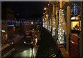 SX9163 : Christmas lights, Torquay by Derek Harper