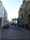 TL4458 : A round the colleges route to Downing Street (34) by Basher Eyre