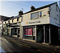 ST1586 : Thomas Cook travel agency, Cardiff Road, Caerphilly by Jaggery