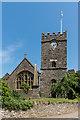 SS7249 : Church of St Mary the Virgin, Lynton by Ian Capper