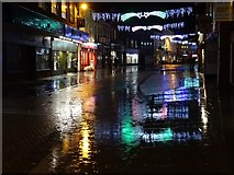 SO5140 : Christmas lights on Commercial Street by Philip Halling