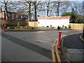SE3221 : Former Redrow sales centre, off Westfield Road by Christine Johnstone