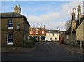 TL2885 : The Three Horseshoes, Ramsey by Hugh Venables