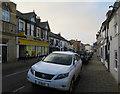 TL2885 : High Street, Ramsey by Hugh Venables