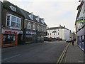 TL2885 : Ramsey High Street by Hugh Venables