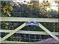 SO9800 : Please close the gate by Michael Dibb