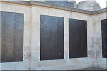 SX4753 : Plymouth Naval Memorial - Fleet Air Arm panel by N Chadwick
