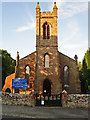 NY4153 : Church of St John the Baptist, Upperby by Rose and Trev Clough