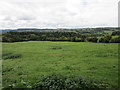 SO4817 : Grassland and the Monnow Valley by Jonathan Thacker