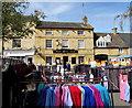 SP2032 : Bell Inn, High Street, Moreton-in-Marsh by Jaggery