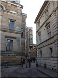 TL4458 : A round the colleges route to Downing Street (66) by Basher Eyre