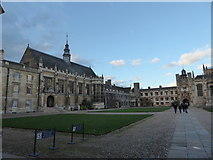 TL4458 : A round the colleges route to Downing Street (83) by Basher Eyre