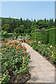 SS4917 : Queen Mother's Rose Garden by Ian Capper