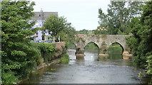 N8056 : Trim - Bridge St Bridge & R Boyne by Colin Park