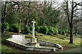 TQ2272 : Putney Vale Cemetery by Peter Trimming