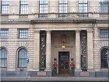 NT2574 : The Edinburgh Grand and Hawksmoor by M J Richardson