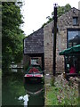 SK2957 : Terminus of Cromford Canal by Colin Cheesman