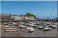 SS5247 : Ilfracombe Harbour by Ian Capper