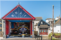 SS5247 : Ilfracombe Lifeboat Station by Ian Capper