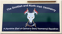 NS3420 : The Scottish & North Irish Yeomanry A Squadron HQ by Thomas Nugent