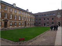 TL4458 : A round the colleges route to Downing Street (89) by Basher Eyre
