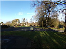 TM4897 : B1074 The Street, Somerleyton by Adrian Cable