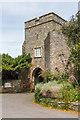SS6949 : Gatehouse, Lee Abbey by Ian Capper