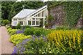 SS6140 : Victorian Garden by Ian Capper