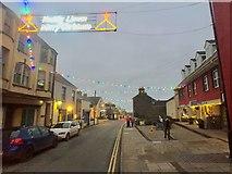 SM7525 : High Street, St David's by Alan Hughes