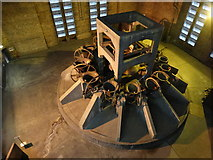 SJ3589 : Liverpool Anglican Cathedral - Belfry in tower by Colin Park
