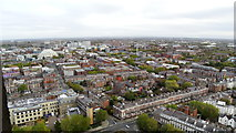 SJ3589 : Liverpool Anglican Cathedral - View NE from tower by Colin Park