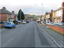 SE2419 : Headfield Road in the Thornhill Lees district of Dewsbury (WF12) by Peter Wood