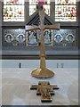 SP4414 : Two Crosses by Bill Nicholls