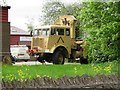 SP4314 : One wheel missing by Bill Nicholls