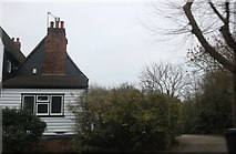 TQ4894 : House on Manor Road, Lambourne End by David Howard