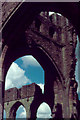 SO2827 : A Study in Arches - Llanthony Priory by Colin Cheesman
