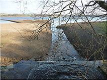 SE2824 : Inlet, Ardsley reservoir [1] by Christine Johnstone