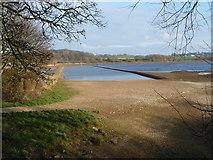 SE2824 : Western side, Ardsley reservoir by Christine Johnstone